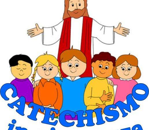 RIPRENDIAMO IL CATECHISMO??