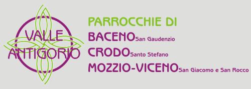 PARROCCHIE DELLA VALLE ANTIGORIO (Verbano Cusio Ossola – Piemonte – Italia)