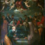 Assunzione della Madonna, opera di Nuccius Avanzinus