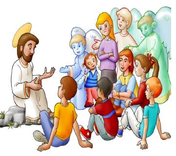 È RICOMINCIATO IL CATECHISMO!!! Incontri con i bambini e i ragazzi… e GIOVANI!!