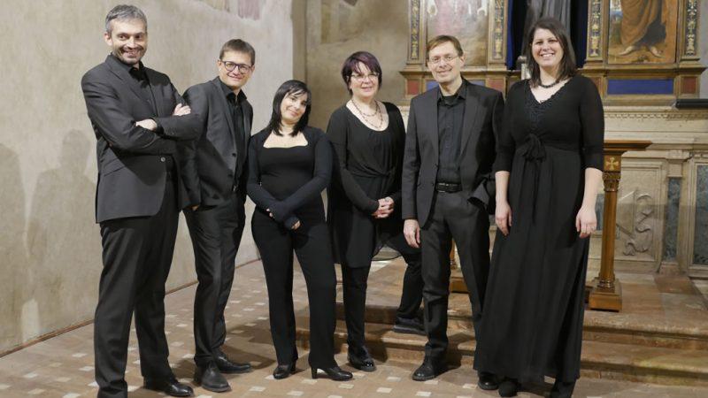 Sabato 07.08.21 – Concerto THE BLOSSOMED VOICE