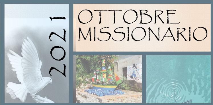 Ottobre Missionario: tutti gli appuntamenti